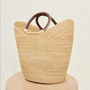 Jenni Kayne Woven Basket Bag